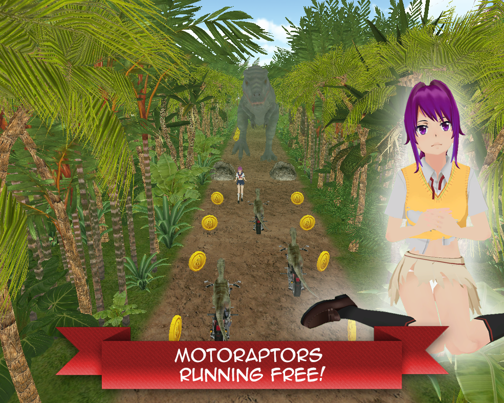 Guu Sexy Anime Girl Jungle Run 102 Apk Download - Android Arcade Games-9065