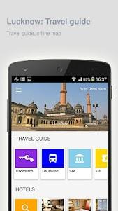 Lucknow: Offline travel guide 1.62 screenshot 1