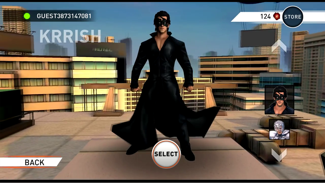 Krrish 3: The Game 2 0 2 APK + OBB (Data File) Download - Android