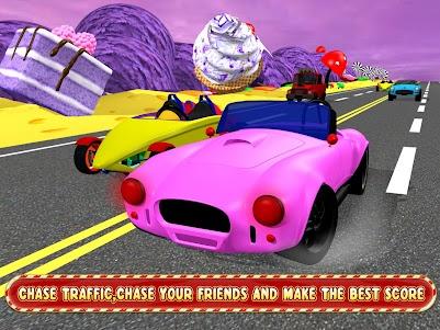 Kids Traffic Racer Game 1.1.1 screenshot 6