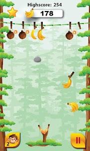 Go Bananas - Monkey Fun Game 1.3 screenshot 2