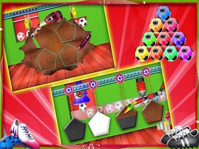 Hero Foot ball Factory Sports Shop 1.1 screenshot 24