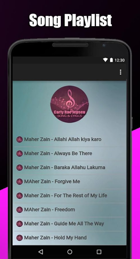 Maher Zain Song & Lyrics ( mp3 ) 1 0 APK Download - Android