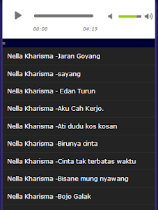 Nella Kharisma - Jaran rocking mp3 1.0 screenshot 5