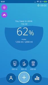 Water Drink Reminder 1.2.12 screenshot 1