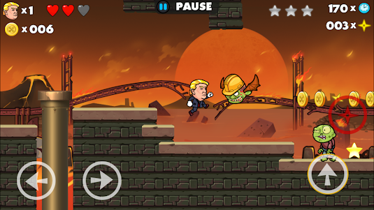Trump vs. Zombie 6.3.0 screenshot 2