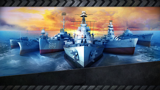 WARSHIP FURY - SEA BATTLESHIP 1.0 screenshot 10