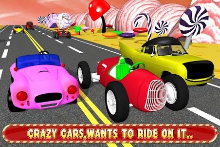 Kids Traffic Racer Game 1.1.1 screenshot 3