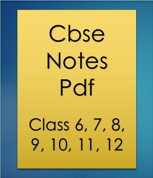 CBSE NOTES PDF DOWNLOAD 1 3 APK Download - Android Education Apps