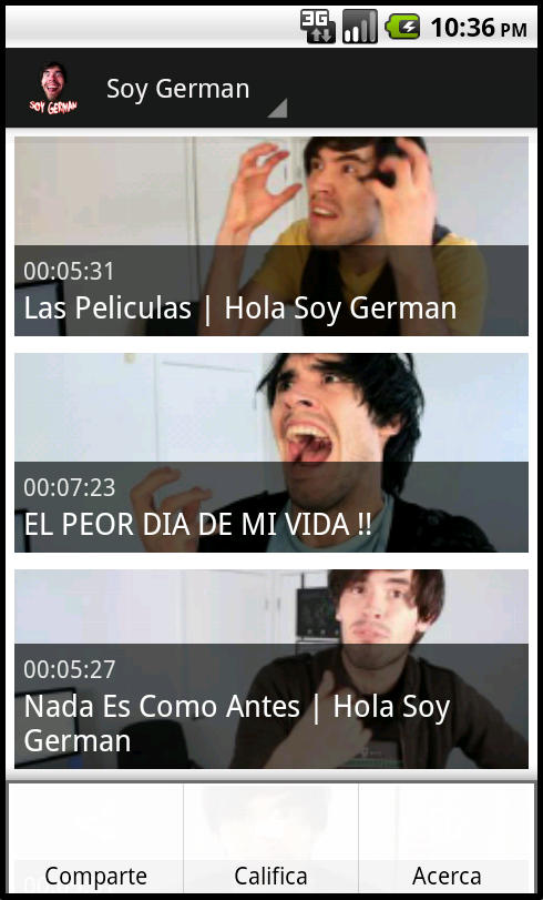 Hola Soy German 10 Apk Download Android Entertainment Apps