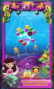 Bubble Burst Shooter Mania 1.1 screenshot 5