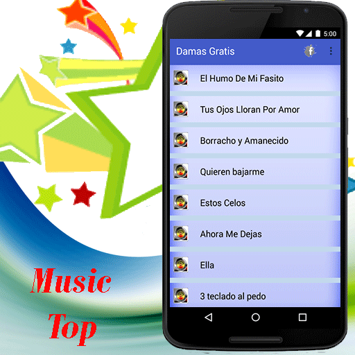 Damas Gratis música 2017 1 0 APK Download - Android Music