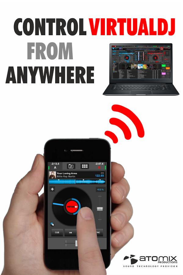 VirtualDJ Remote 8 0 0 APK Download - Android cats
