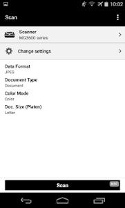 Canon PRINT Inkjet/SELPHY 2.5.3 screenshot 4