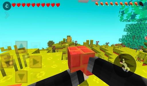 Epic craft: Adventure world 3D 1.0 screenshot 1