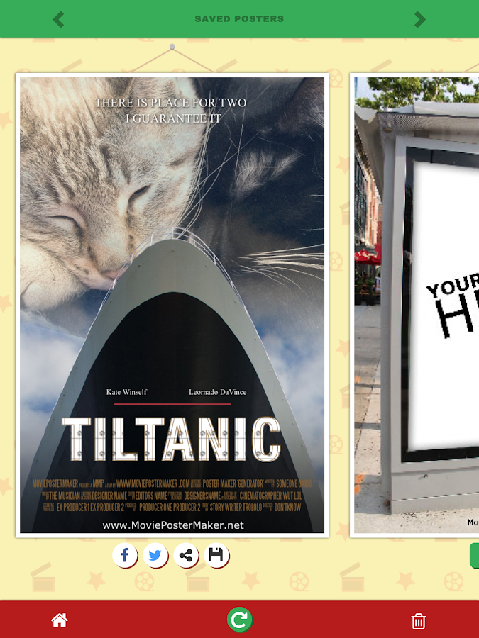 Movie Poster Maker & Template APK Download - Android Photography Apps