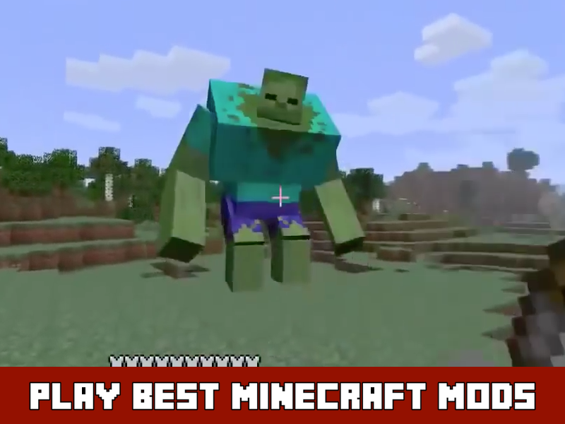 Mods for Minecraft PE 1 APK Download - Android Tools Games