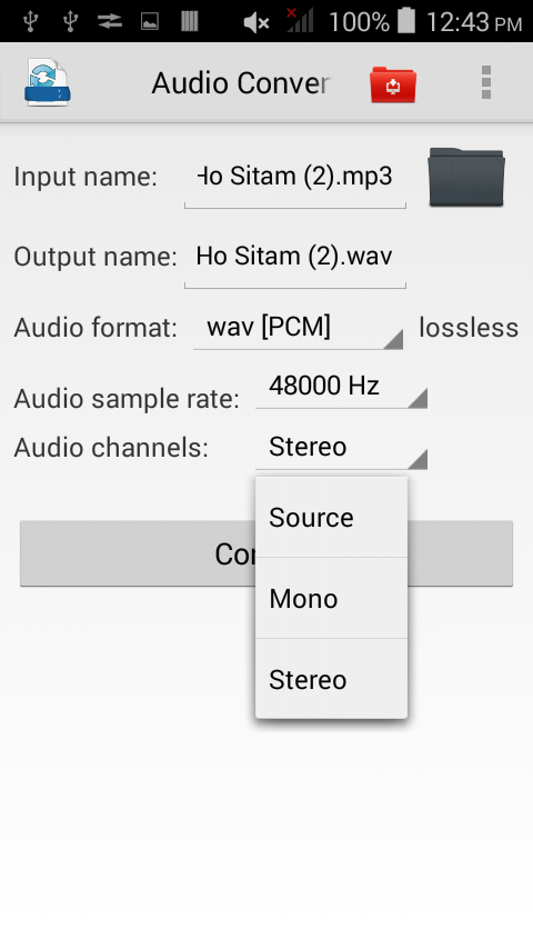 M4a Audio Converter 6 0 APK Download - Android Music & Audio
