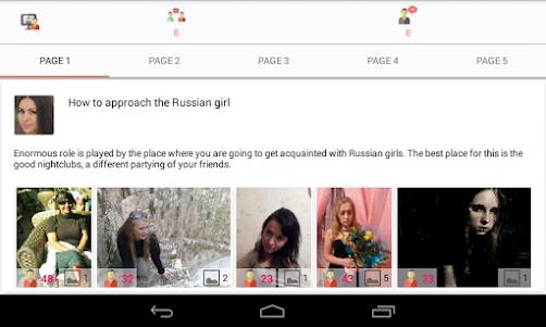Russia women 89.50.86 screenshot 13
