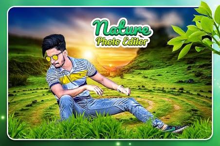 Nature Photo Editor New 1.9 screenshot 1