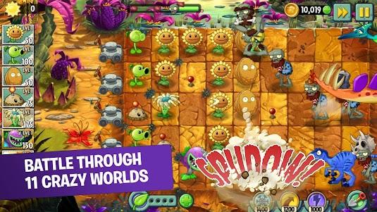 Plants vs. Zombies™ 2 Free 7.3.1 screenshot 1