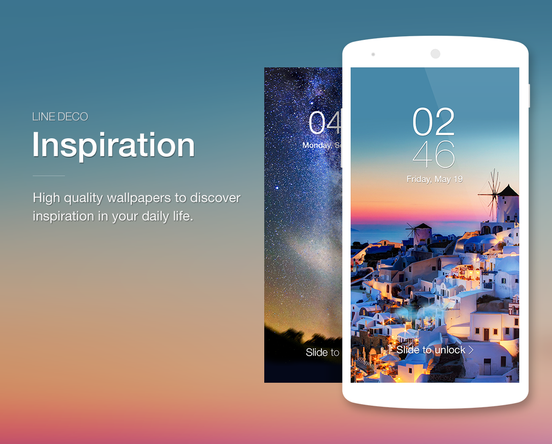 Wallpapers, Icons - LINE DECO 2 9 8 APK Download - Android