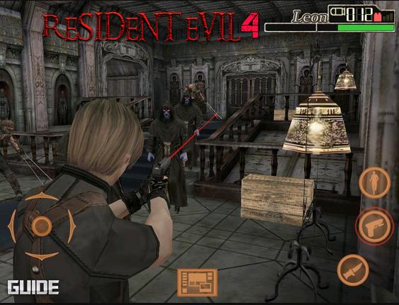 download game resident evil 4 apk