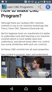 Learn CNC Programming 1.0.2 screenshot 2