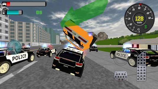 Liberty City: Police chase 3D 1.1 screenshot 3