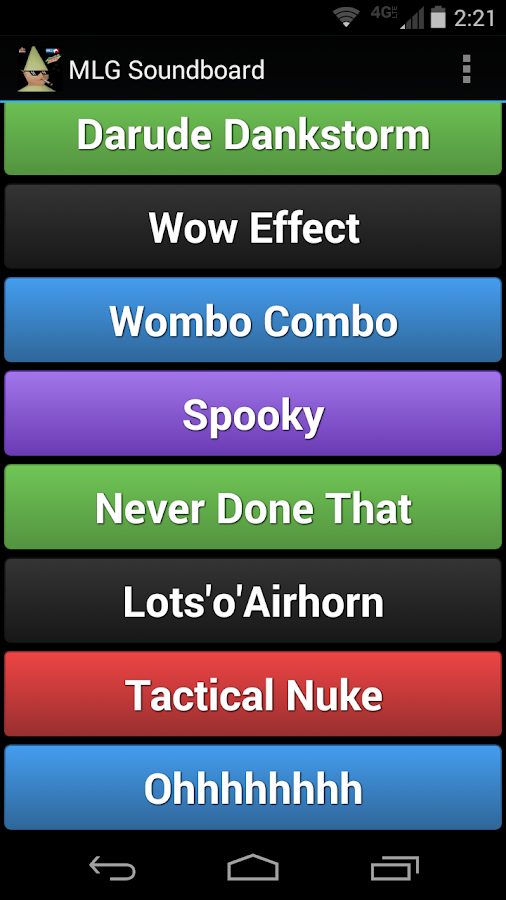Soundboard for MLG Montage 1 5 APK Download - Android Entertainment