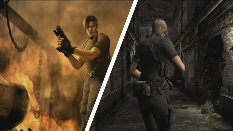 Grand Mods For Resident Evil 4 10 Apk Download Android Action Games