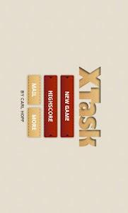 XTask 1.0.4 screenshot 2
