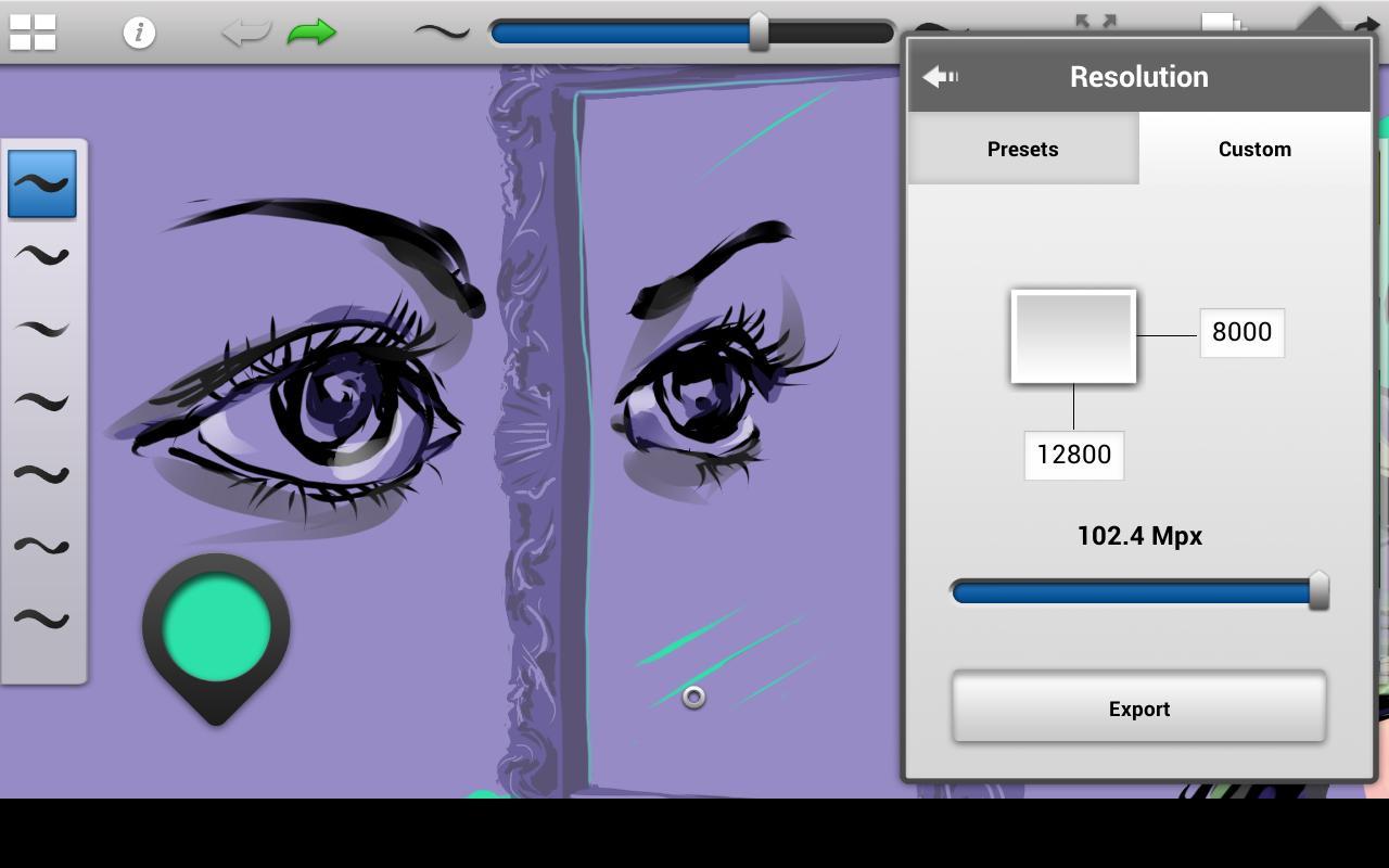 Sketchbook App