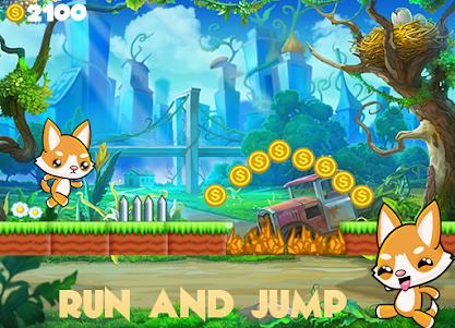 Subway Cat Kitten Run 1.1 screenshot 2