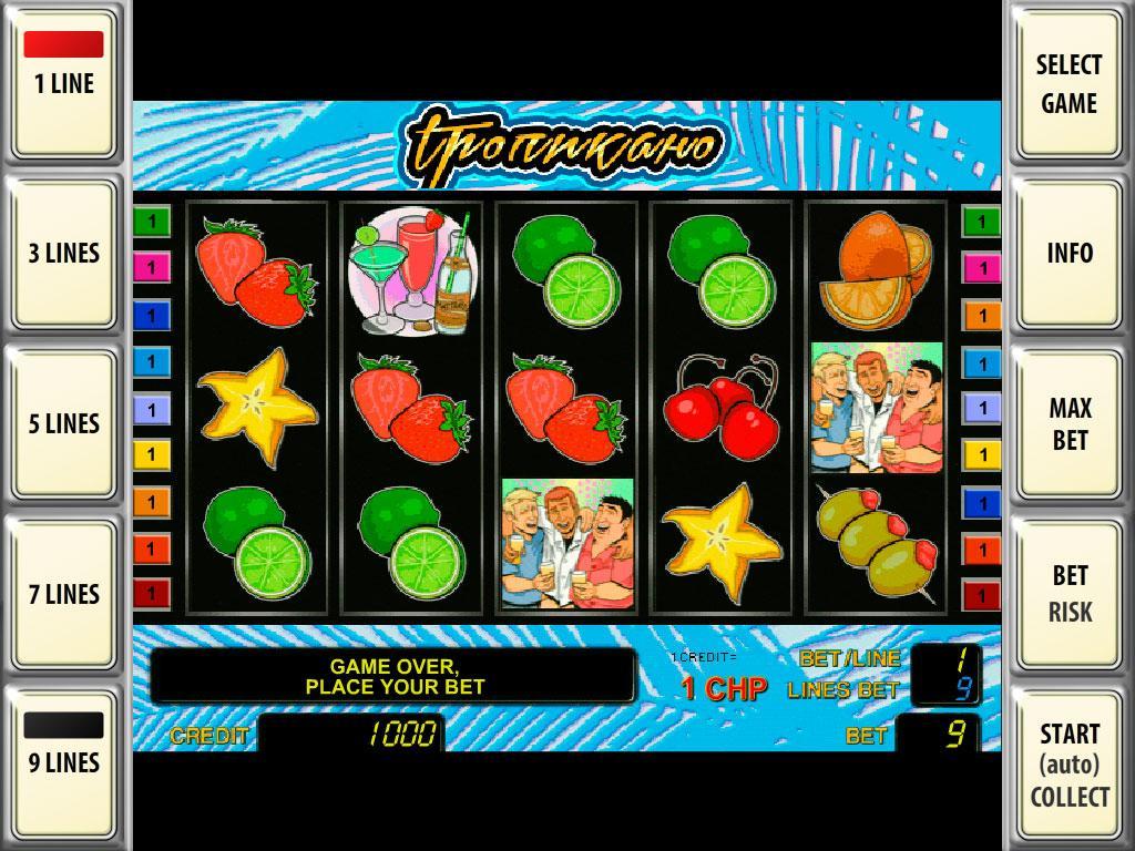 Slot machine emulator gratis
