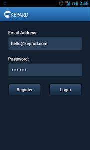 Kepard VPN  screenshot 2