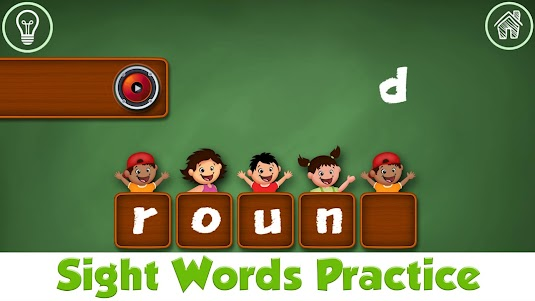 Sight Words  Pre-K to Grade-3 1.5.1 screenshot 5