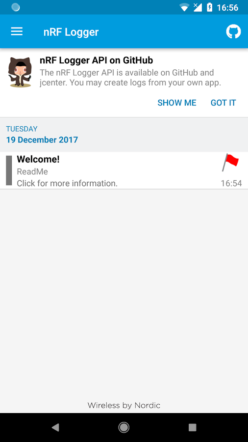 nRF Logger 1 8 1 APK Download - Android Tools Apps