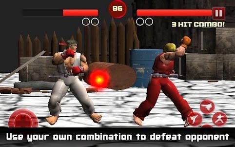 Karate Fighter - Taekwondo Kung fu Tiger Combat 3D  screenshot 3