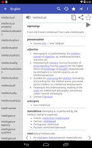 English Dictionary - Offline 3.9.1 screenshot 17