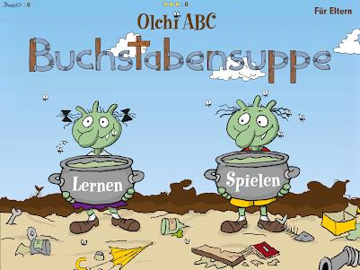 Olchi ABC - Buchstabensuppe 1.0.6 screenshot 8