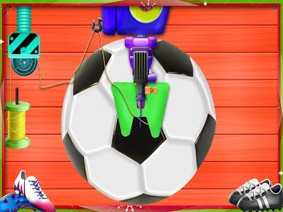 Hero Foot ball Factory Sports Shop 1.1 screenshot 5