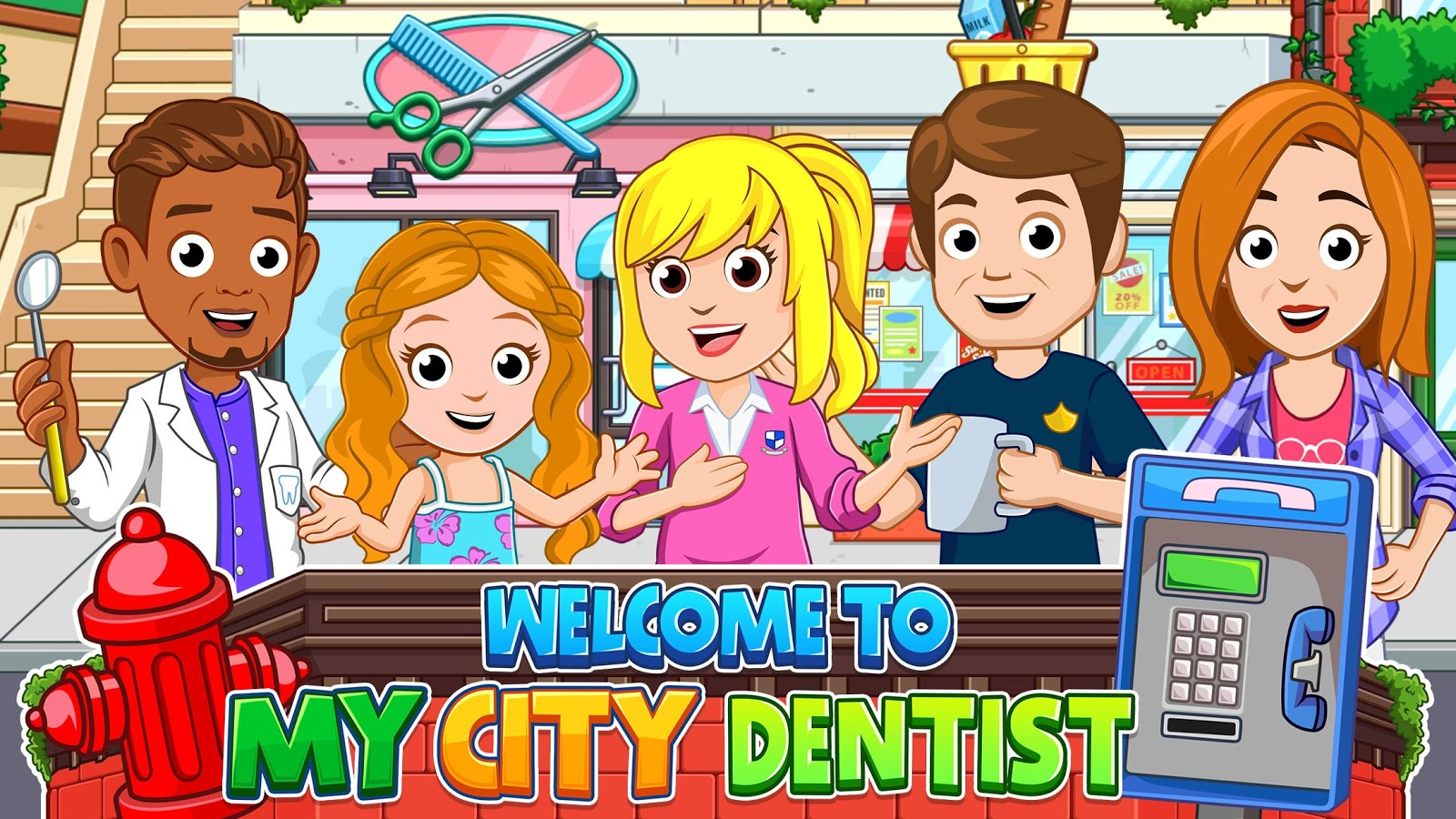 mycity dentist 2 0 29 APK Download - Android cats  Apps