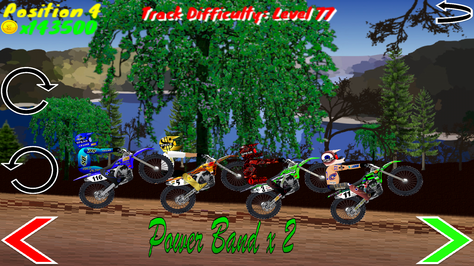 pro mx motocross 2 apk download android racing games. Black Bedroom Furniture Sets. Home Design Ideas