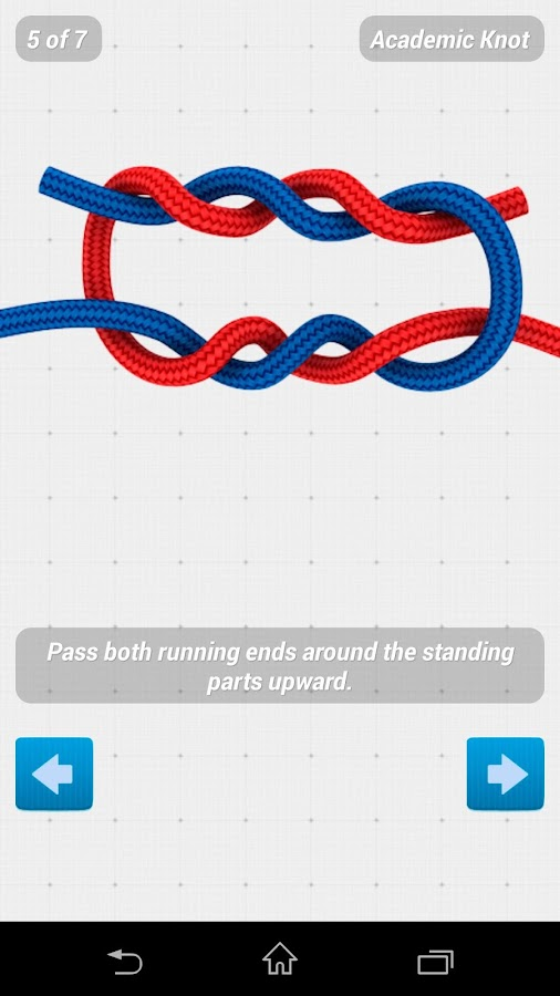 How to tie knots 3d pro 102 apk download android books how to tie knots 3d pro 102 screenshot 12 ccuart Image collections