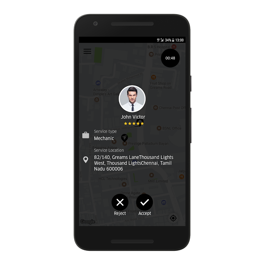 Xuber Service Provider 1 0 APK Download - Android Lifestyle Apps
