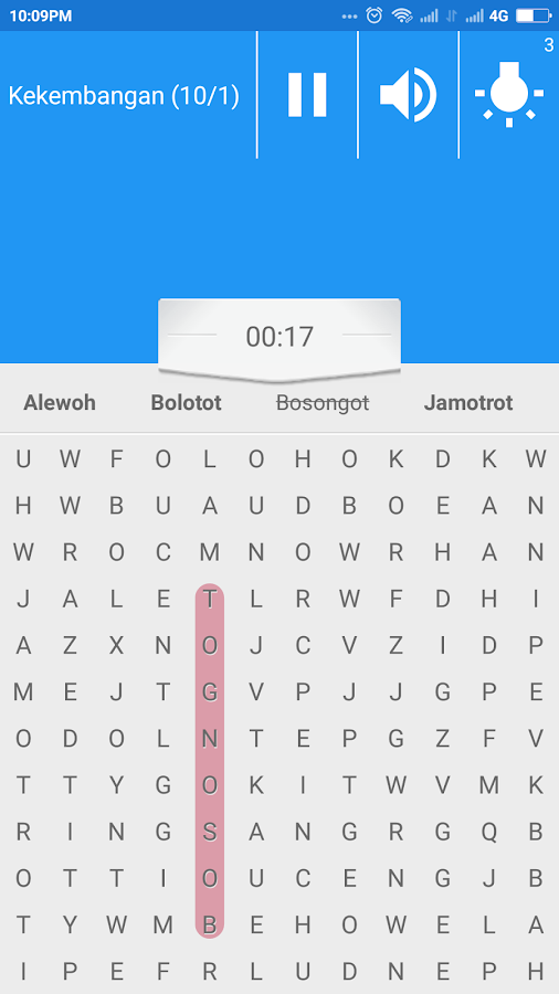 Search Word Bahasa Sunda 0 1 APK Download Android Puzzle Games