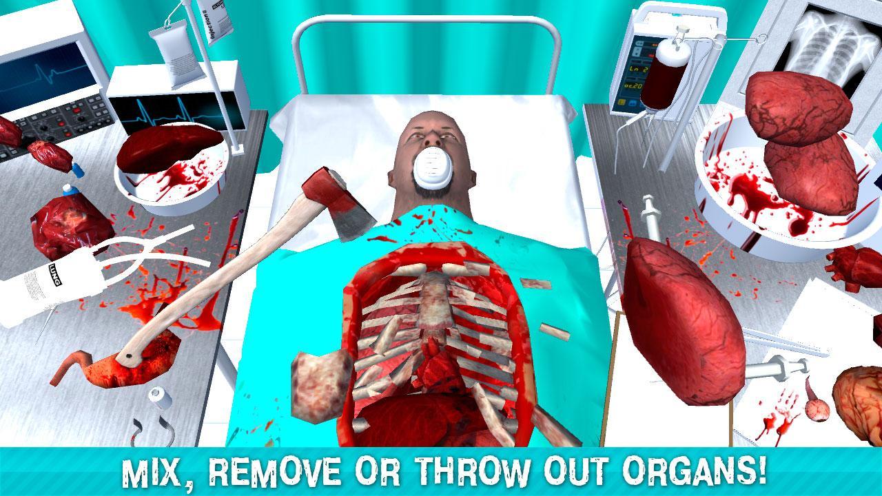 surgeon sim brain transplant