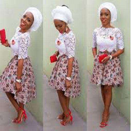 70173280e9cb25 Ankara Skirt and Blouse Styles 1.0 APK Download - Android ...