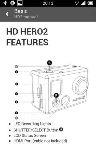 GoPro Guide - Hero 3 Camera 1.1.7 APK Download - Android Photography ...